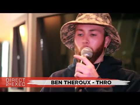 Thro (@bentheroux27) Performs at Direct 2 Exec NYC 4/20/18 -  Atlantic Records
