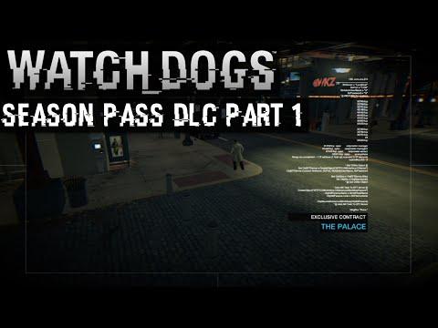 Watch_Dogs Season Pass DLC Part 1 | The Palace |