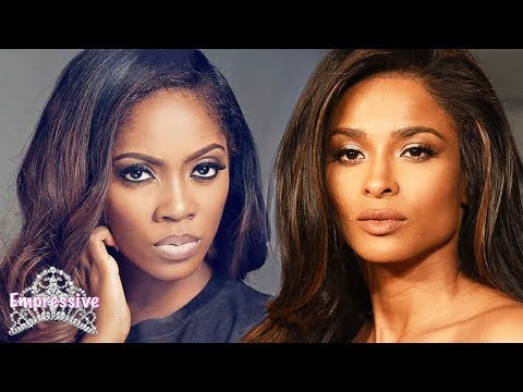 "Ciara accused of stealing song from Nigeria artist, Tiwa Savage | Ciara - ""Freak Me"""