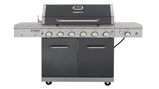 REVIEW: NEXGRILL Deluxe 6 Burner Gas Grill | Pigskin Barbeque