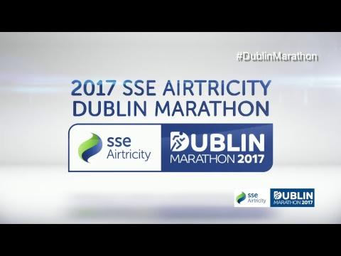 SSE Airtricity Dublin Marathon Live Stream