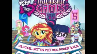 My Little Pony Equestria Girls Friendship Games OST ~ 05 The Friendship Games
