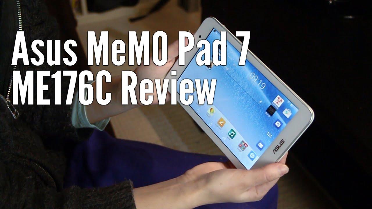Asus MeMO Pad 7 ME176C Review 60fps - Androidizen