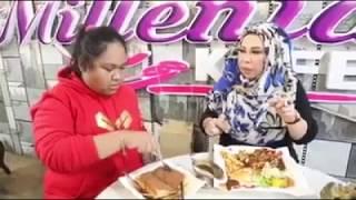 Gambar cover [ Viral ] Cik B makan sampai menangis