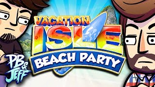 EXPLOSION JUMPS! - Vacation Isle Beach Party | Nintendo Wii