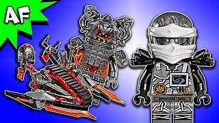Lego Ninjago VERMILLION Invader 70624 Speed Build