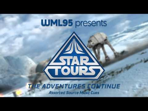 Star Tours: The Adventures Continue - Assorted Source Music Cues