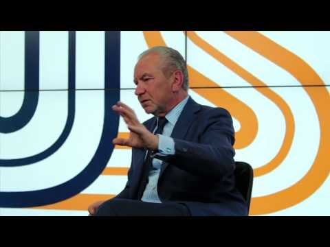 """An Evening With Lord Sugar at Google "" - Interview and Q&A"