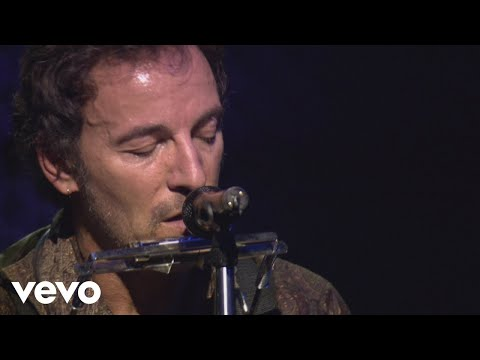 Bruce Springsteen & The E Street Band - Empty Sky (Live In Barcelona)