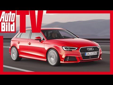 Audi A3 Facelift (2016) - Review/ Fahrbericht/ Details