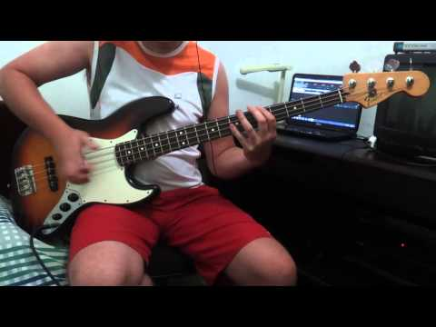 Charlie Brown Jr - Puxa Carro [bass cover] mp3