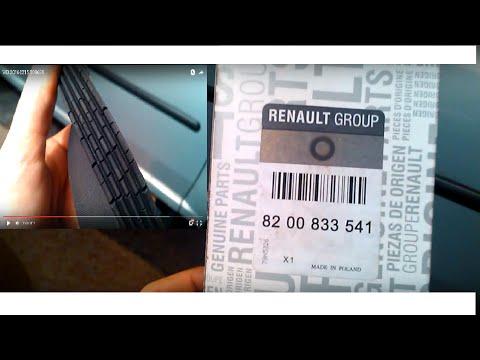 Ремень генератора Рено Логан. #Подделкизапчастей