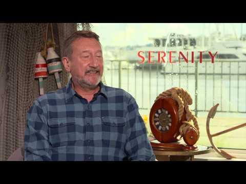 Serenity Press Junket With Director Steven Knight