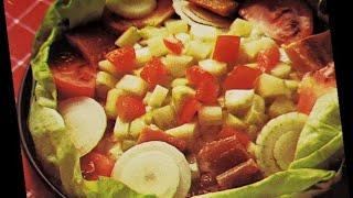 Assiette De Crudités - Tomato Salad - Raw Vegetable Salads - Online Cooking Classes