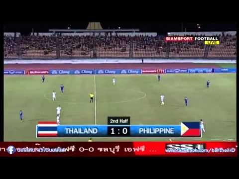 คลิปไฮไลท์อุ่นเครื่อง ทีมชาติไทย 3-0 ฟิลิปปินส์