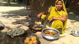 ऐसी बालूशाही मिठाई अगर रोज घर में बने तो मज़ा आजाये   Khurmi Recipe   Balushahi Recipe in Hindi.