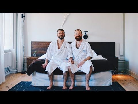 Hotel Skeppsholmen Stockholm - Review of our eco & gay-friendly stay in Sweden | Coupleofmen.com