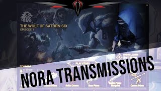 Warframe: Nora Night Transmissions (Reactions / Impressions / Speculation)