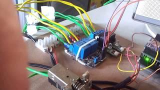 Como acoplar arduino no jarvis