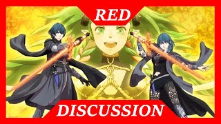 Why Byleth in Smash is disappointing | Red Discussion