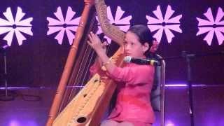 Niña Tocando Arpa Popurrí Fantasía Musical - Sofia González. Balada para Adelina,otros