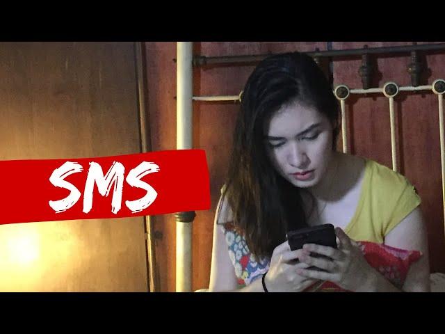 SMS   Horror short film