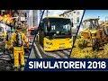 SIMULATOREN 2018: Polizei, Feuerwehr, Bus und mehr! Diese Simulationen kommen nächstes Jahr!