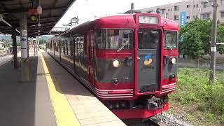 しなの鉄道115系 田中駅発車