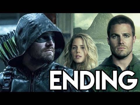 Arrow ENDING After Season 8 - Stephen Amell Leaving After Crisis Mp3