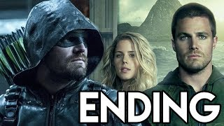 Arrow ENDING After Season 8 - Stephen Amell Leaving After Crisis