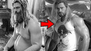 Chris Hemsworth သည် PEAK Sauce Fiend အခြေအနေကိုရရှိပြီးပြီလား - Hogan Biopic အတွက်လုံလောက်သောလား