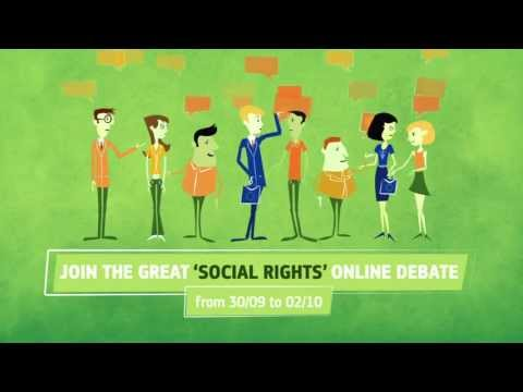 Your Ideas for Europe - Your social rights protection in the Single Market
