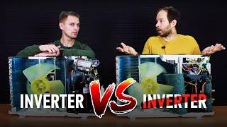 Cравнение инверторного и не инверторного кондиционеров: что лучше?