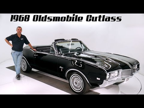 1968 Oldsmobile Cutlass For Sale At Volo Auto Museum (V18661)
