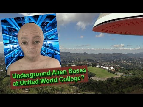 Alien Conspiracy at United World College - Shocking Revelations by Glenn Campbell