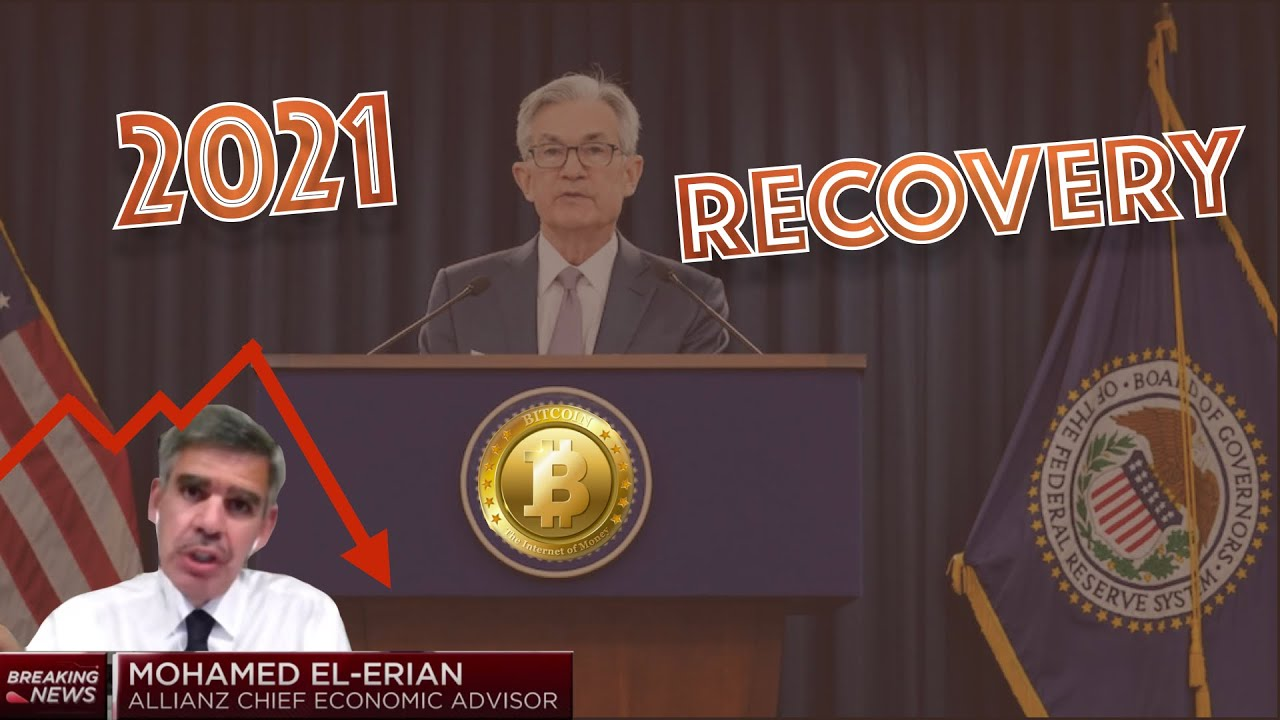 Fed Chairman Jerome Powell Gives Recovery Timeline. Bitcoin, Crypto & BAKKT Mass Adoption Before? 10