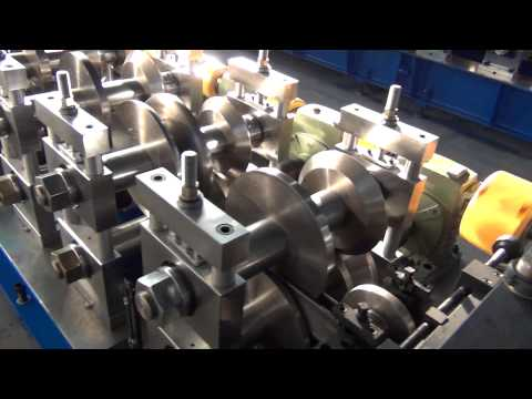Strut Channel Roll Forming Machine (China TOP roll forming machine manufacturer)