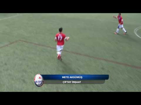 3. Haftanın Golleri Ankara Business Cup 2016