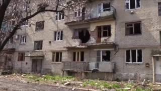 Боевики из минометов обстреливают район донецкого аэропорта   есть раненые