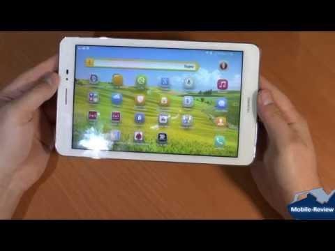 Видеообзор Huawei MediaPad T1