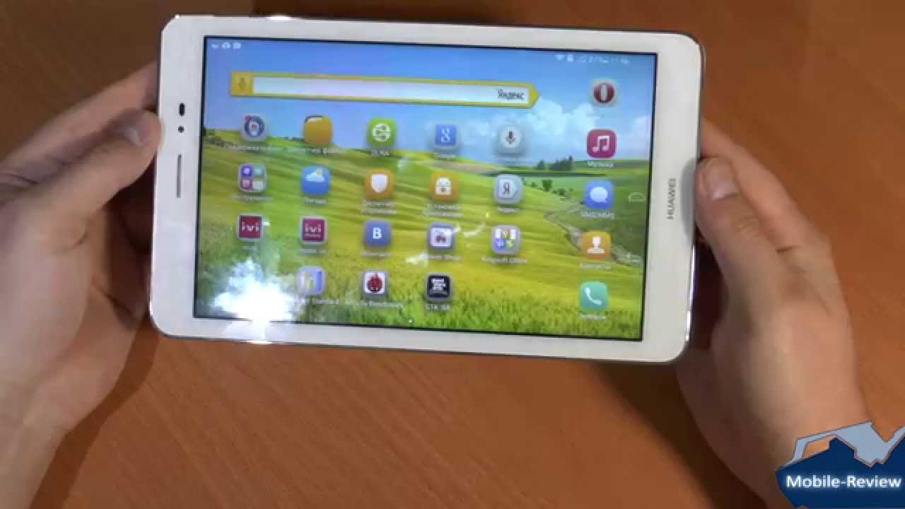 Планшет Huawei MediaPad T1 8 - обзор, отзывы и где