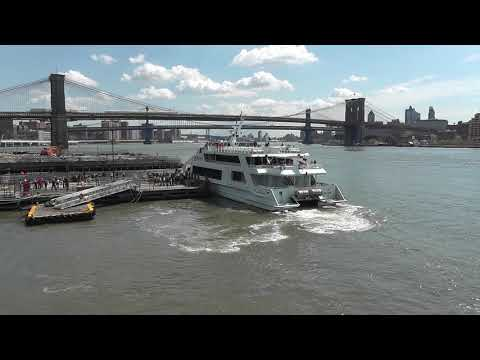 New York: Lower Manhattan - South Street Seaport - Historic District