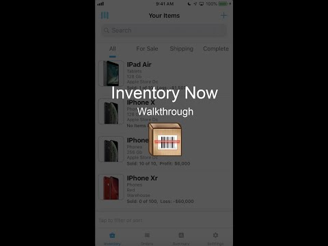 Inventory Now App Overview v6