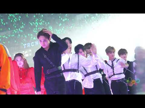 180512 Dream Concert ending - NCT