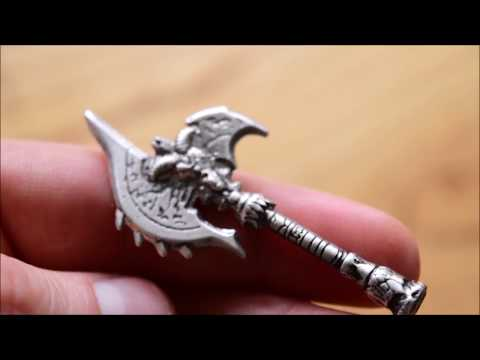 Msagan75 Silver Axe - In Focus Friday - Episode 76!
