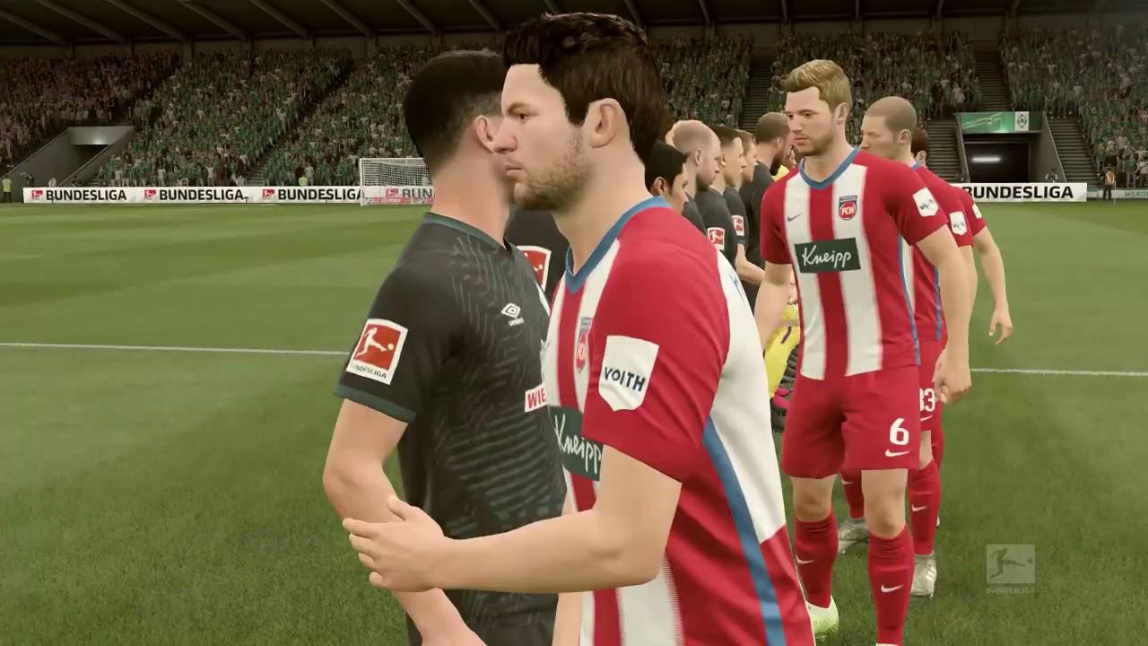 Bremen Heidenheim RГјckspiel