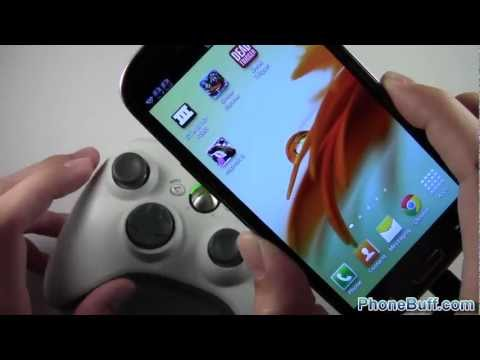 How To Setup Joystick Center App To Use Gamepads (for Android)