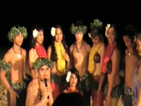 Island Of Guam Sunset Show Guam