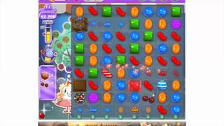 How to play Candy Crush Saga Dream World Level 62 - 3 stars - No booster