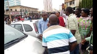Breaking News! 15 MRC Activists Arrested in front of Yaounde Cathedral this Sunday!